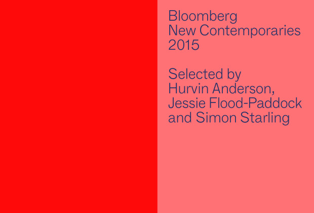 Image of Bloomberg New Contemporaries 2015 Catalogue
