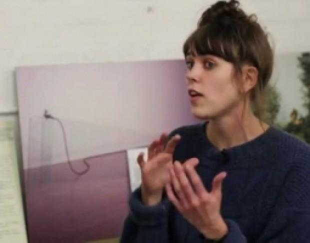 Vimeo image of Bloomberg New Contemporaries 2012: Nicole Morris