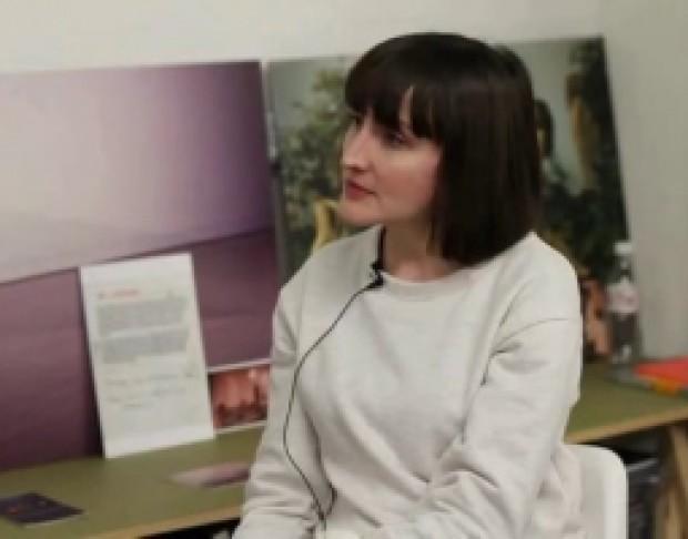 Vimeo image of Bloomberg New Contemporaries 2012: Anita Delaney