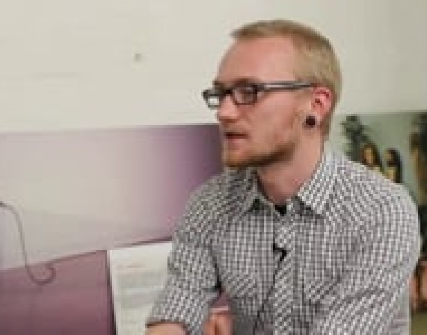 Vimeo image of Bloomberg New Contemporaries 2012: Jack Brindley