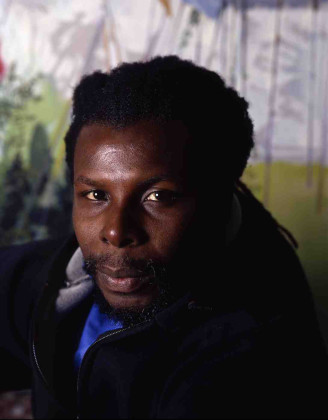 Image of Hurvin Anderson