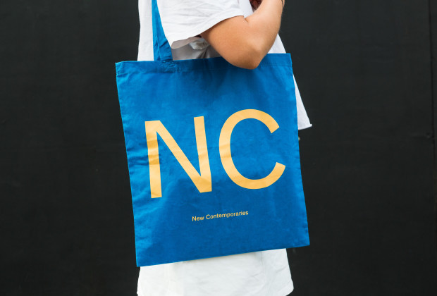 Image of New Contemporaries Tote Bag