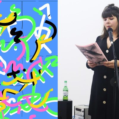 Image of New Writing with New Contemporaries
