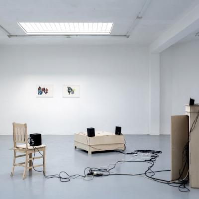 Image of New Contemporaries Studio Residency and Bursary with Hospitalfield