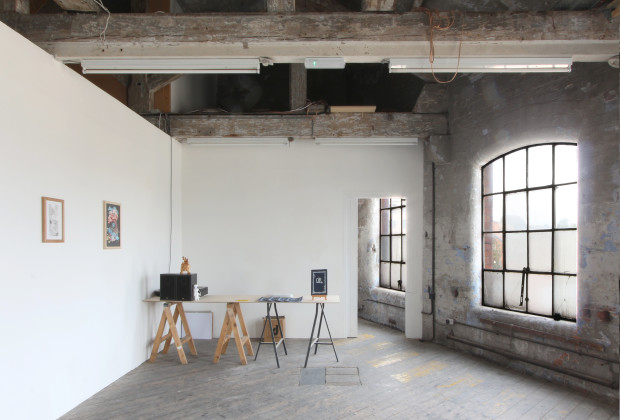 Image of Studio Bursary Opportunity for Bloomberg New Contemporaries Alumni with One Thoresby Street