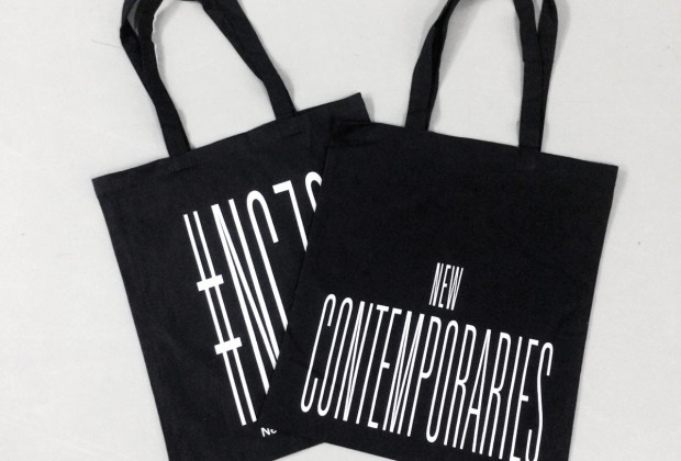 Image of Limited Edition New Contemporaries Tote Bag