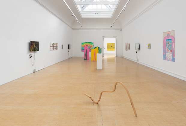 Image of BNC19, Leeds Art Gallery