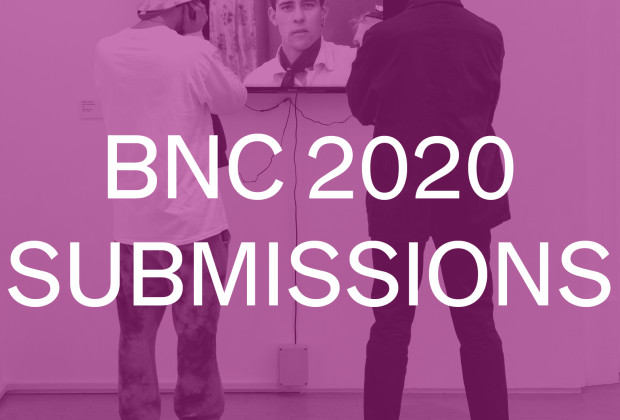 Image of BLOOMBERG NEW CONTEMPORARIES 2020 SUBMISSIONS