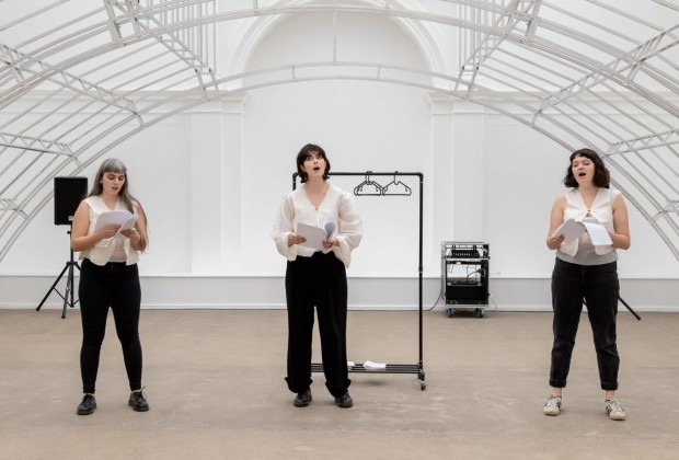 Image of New Writing with New Contemporaries Public Performances