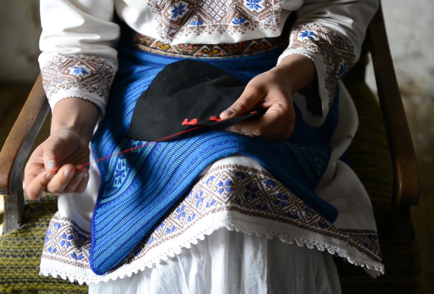 Image of Digital embroidery circle hosted by Katarzyna Perlak