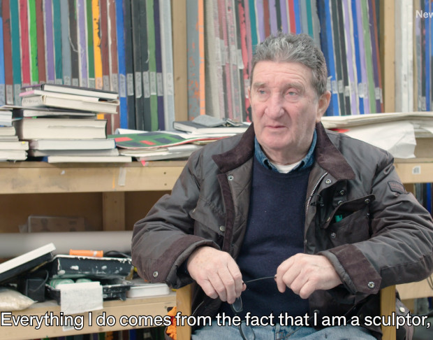 Vimeo image of Bruce McLean: 70 Years Young