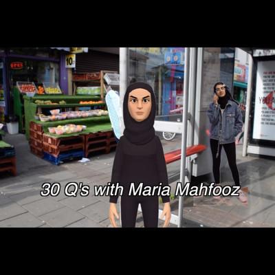 Image of Maria Mahfooz