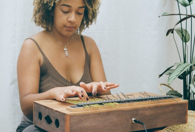 Image of Tools to Heal: Sound & Identity Workshop with Zethu Zizwe Ruby Maseko