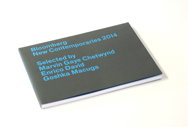 Image of Bloomberg New Contemporaries 2014 Catalogue